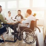 Supporting individuals with disability