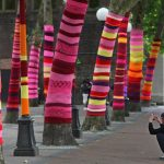 Burgas collects old clothes for an ecological art installation